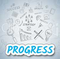 Progress Ideas Means Decide Thoughts And Considering