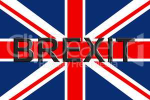 Brexit Flags Means Britain Patriotism Vote And Democracy