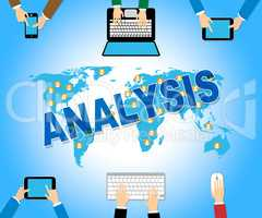 Analysis Online Means Data Analytics And Analyst