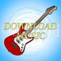 Download Music Represents Sound Track And Audio