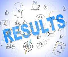 Results Word Shows Consequence Report And Score