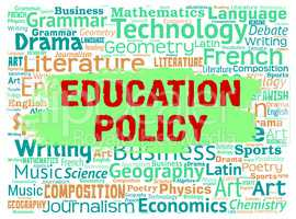 Education Policy Indicates Contract Studying And Tutoring