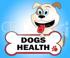 Dogs Health Means Pups Purebred And Wellbeing