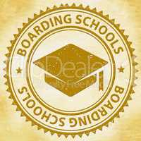 Boarding Schools Shows Learn Training And Education