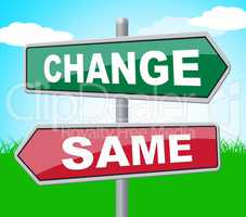 Change Same Shows Similar Ongoing And Revision