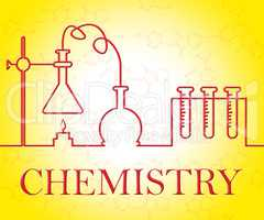 Chemistry Experiment Indicates Evaluation Scientist And Observat