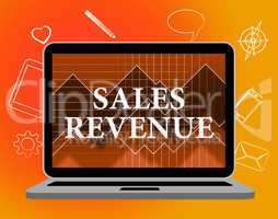 Sales Revenue Represents Wages Profit And Salaries