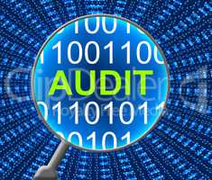 Computer Audit Means Pc Validation And Finance