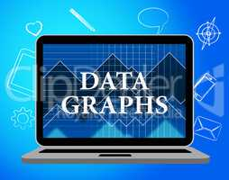 Data Graphs Means Statistical Diagram And Bytes