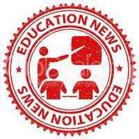 Education News Represents Social Media And Educate