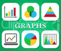 Graphs Charts Means Infochart Statistics And Forecast