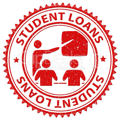 Student Loans Means Lending Advance And Educate