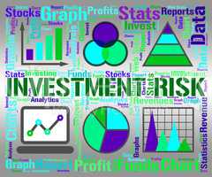 Investment Risk Means Investor Hazard And Portfolio