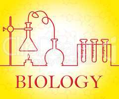 Biology Experiment Means Researcher Test And Investigation