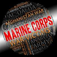 Marine Corps Means Amphibious Warfare And Battle