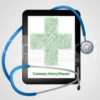 Coronary Artery Disease Represents Cardiac Arrest And Ailments