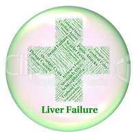 Liver Failure Indicates Lack Of Success And Ailment