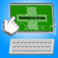 Rheumatic Fever Represents Poor Health And Arf