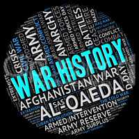 War History Shows Military Action And Battles