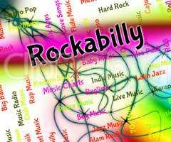 Rockabilly Music Shows Sound Tracks And Audio