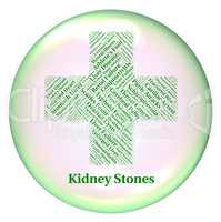 Kidney Stones Indicates Poor Health And Afflictions