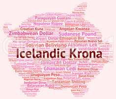 Icelandic Krona Means Exchange Rate And Broker