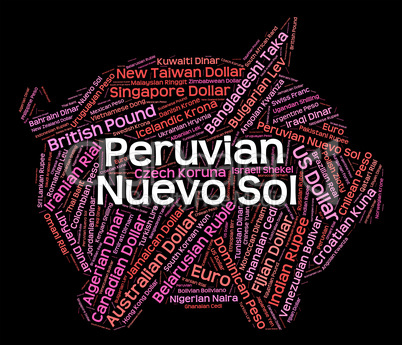 Peruvian Nuevo Sol Represents Forex Trading And Currency