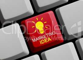 Marketing Idea online