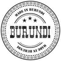 Stamp mark Made in Burundi