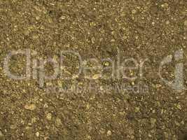 Tarmac asphalt sepia