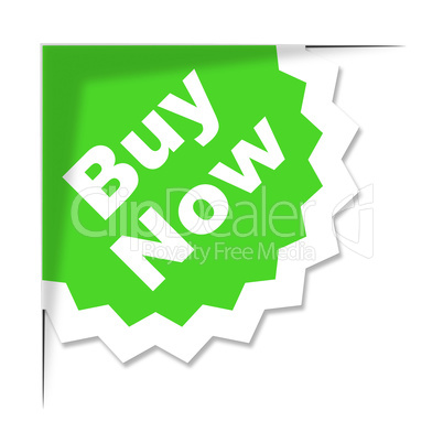 Buy Now Label Indicates At This Time And Buyer