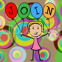 Join Balloons Shows Sign Up And Application