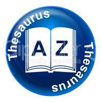 Thesaurus Sign Means Know How And Comprehension