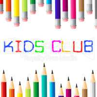 Kids Club Means Apply Toddlers And Youngsters
