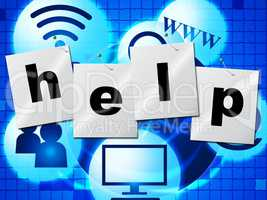 Help Advice Shows Solution Helps And Answers