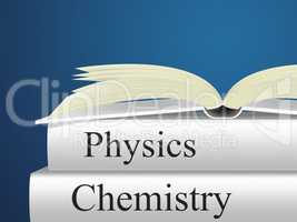 Chemistry Physics Means Non-Fiction Science And Chemicals