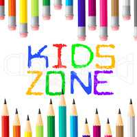 Kids Zone Shows Social Club And Apply
