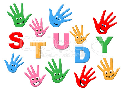 Education Study Shows Youths Youngsters And College