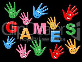 Games Kids Shows Play Time And Child