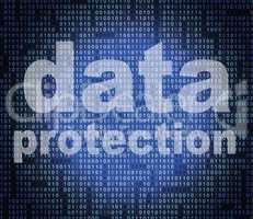 Protection Data Indicates Encryption Forbidden And Protected