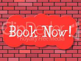 Book Now Shows At The Moment And Booked