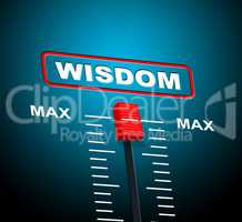 Wisdom Max Means Upper Limit And Ability
