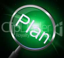 Plan Magnifier Means Proposal Magnification And Planning