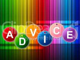 Advice Advisor Means Inform Information And Answers