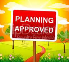 Planning Approved Means Verified Pass And Target