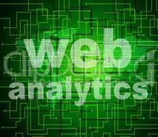 Web Analytics Indicates Optimizing Information And Searching