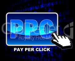 Pay Per Click Means Web Site And Selling