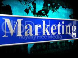 Marketing Promotion Indicates Sale Closeout And Promotions