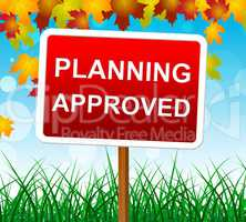 Planning Approved Means Missions Assured And Goals