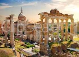Roman Forum Italy